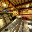 Museum of Flight Restoration Center, Grumman F4F Wildcat, Everett, WA
