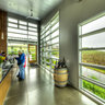 Winderlea Vineyard and Winery, tasting room, Dundee, OR
