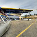 Kenmore Air Harbor, King 5 Evening News Otter, Kenmore, WA