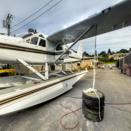 Kenmore Air Harbor, de Havilland Turbine Beaver, Kenmore, WA