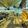 The Museum of Flight, Great Gallery, Boeing Model 40B, Seattle, WA