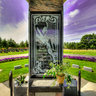 Jimi Hendrix Memorial, Purple Haze, Renton, WA