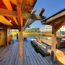 Center for Wooden Boats, Boat Shop Entry, Seattle, WA