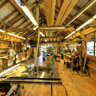 Center for Wooden Boats, Boat Shop Interior, Seattle, WA
