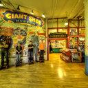 Giant Shoe Museum, Pike Place Market Shops, Seattle, WA