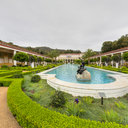 Outer Peristyle, Getty Villa, Pacific Palisades, CA