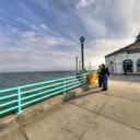 Roundhouse Aquarium, Manhattan Beach Pier, Manhattan Beach, CA