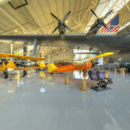Gee Bee E Sportster, Evergreen Aviation and Space Museum, McMinnville, OR