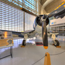 Corsair and Mustang, Evergreen Aviation and Space Museum, McMinnville, OR