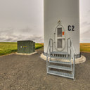 C2 Wind Turbine, Wind Farm south of Wasco, OR