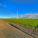 Wind Farm Turbines, near Condon, OR