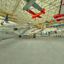 Lockheed Electra 10-E, Twin Tail View, Museum of Flight, Seattle, WA