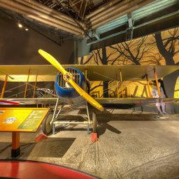 Nieuport 28 and Spad XIII, Museum of Flight, Seattle, WA