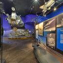 Space Station Destiny Laboratory Mock-up, Museum of Flight, Seattle, WA