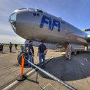 Boeing B-29 FiFi, Mitzi Misbehavin', Historic Flight Foundation, Mukilteo, WA