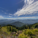 Kelly Butte Lookout, South Cascades, WA State