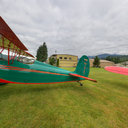 Fairchild 22, North Cascades Vintage Fly-In, Concrete, WA