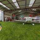 Hot Rod Hanger, North Cascades Vintage Fly-In, Concrete, WA