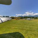 Boeing 40C, Lockheed Electra 12A, North Cascades Vintage Fly-In, Concrete, WA