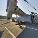 MV-22 Osprey, Starboard Side, The Museum of Flight, Seattle, WA