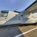 MV-22 Osprey, Port Side, The Museum of Flight, Seattle, WA
