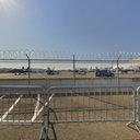 Seven Blue Angels, F/A-18 Hornets, Boeing Field, Seattle, WA