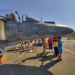 AV-8B Harrier II, The Museum of Flight, Seattle, WA