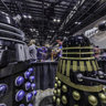 Daleks at MegaCon 2014
