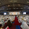 Shantivan - Diamond Hall - Huge gathering - Brahmakumaris