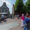 Meppel Kerkplein Horseshow Donderdag Meppeldag Holland