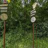 Feldzeichen zu Friedenszeichen