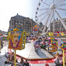 Fair on the Dam Square, Amsterdam