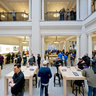 Apple Flagship Store Amsterdam