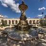 Pasadena Cityhall Courtyard