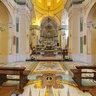 Praiano - Chiesa San Gennaro Interiour