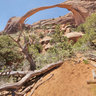 Arches National Park - Landscape Arch 02