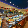H Top Hotels Pineda Palace Pineda De Mar Costa Brava Restaurant Buffet