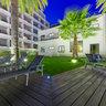 Hotel Lido 2012 - Swimming Pool By Night