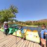 Las Canadas Lake