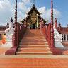 THAILAND - Chiang Mai - Royal Flora Ratchaphruek, Royal Pavilion 2