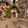 Villa Torlonia, Casina Delle Civette, Entrance