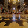 Siena, inside the Cathedral