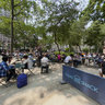ShakeShack, Madison Square Park