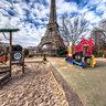Kids Playground – Champ de Mars - Rue du Maréchal Harispe