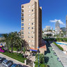 Aerial View Main Access - Maria Cristina Beach Apartments - Benidorm