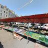 Le marché de la place des halles