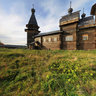 Pochozersky temple complex XVIII - XIX centuries. Filippovskaya village