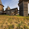 Pochozersky temple complex XVIII - XIX centuries. Filippovskaya village.kenozersky national park