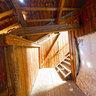 The Church Stairway in Spania Dolina (SVK)