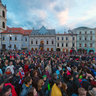 Welcome Olympians biathletes in Banska Bystrica / privítanie biatlonistov po návrate zo Soči.